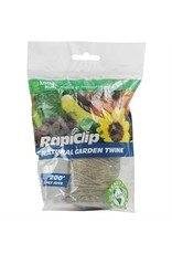 Natural Twine - 200' Heavy Duty 3ply