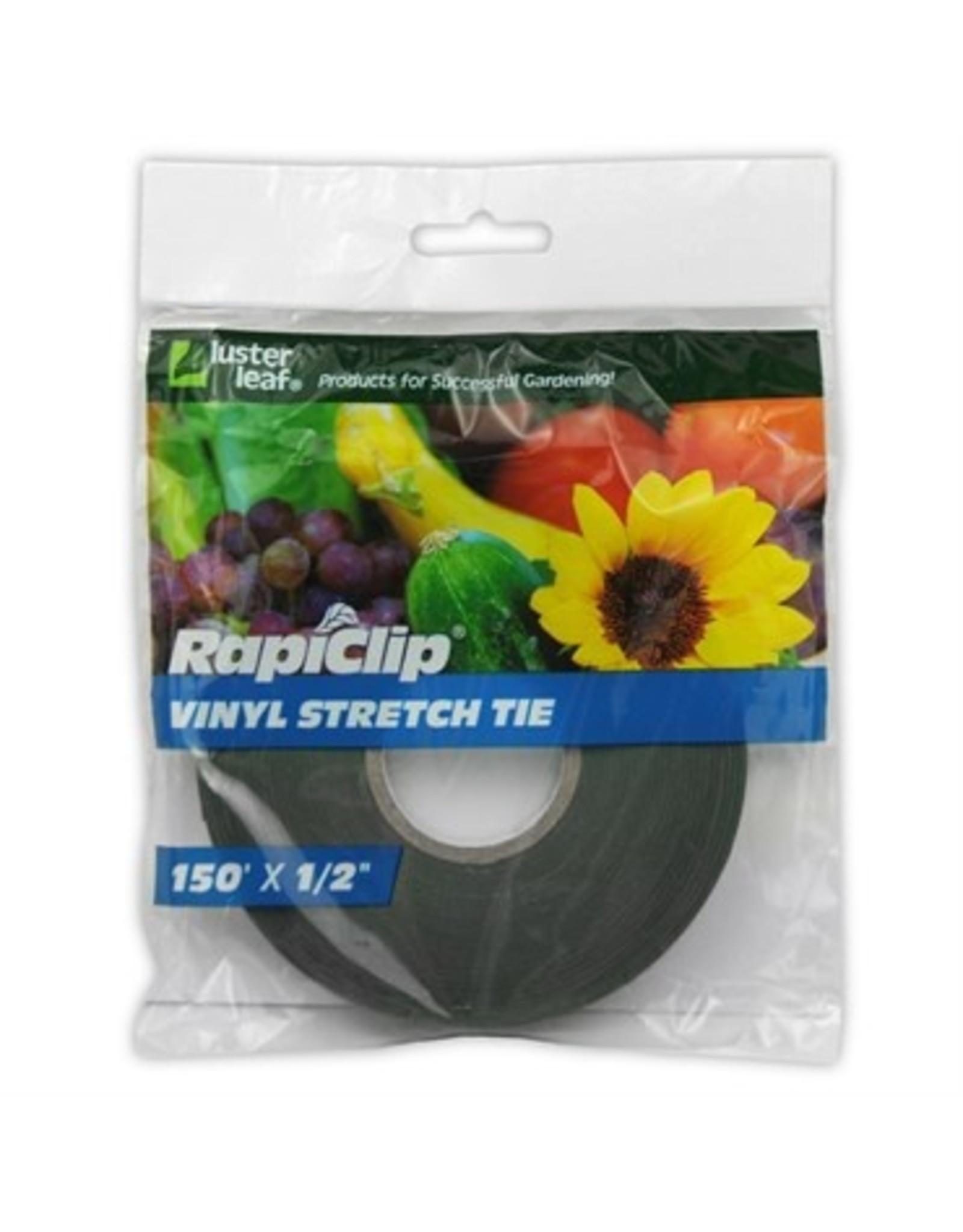 "Vinyl Stretch Tie - 1/2""x150'"