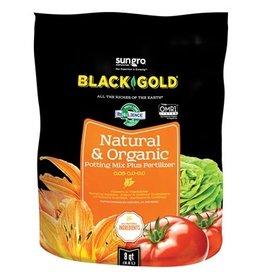 Potting soil, Black Gold - 8 qt