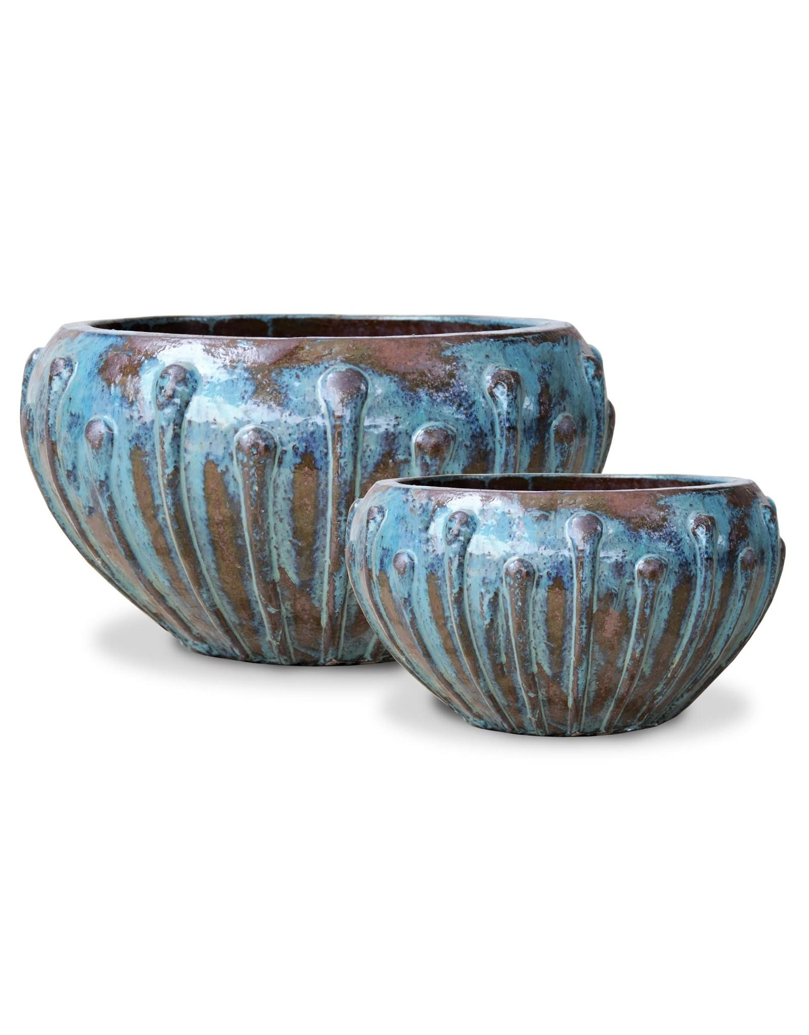 Icicle Bowl - Archeology Turquoise - S