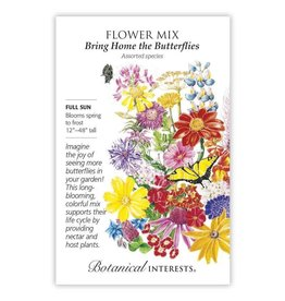Seeds - Flower Mix Bring Home Butterfly