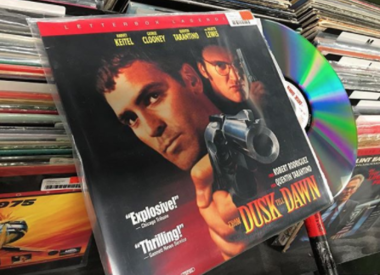 Used Laserdisc