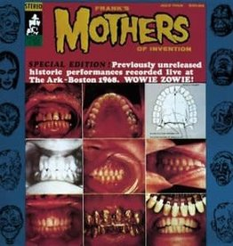Used CD Frank Zappa & The Mothers Of Invention- The Ark