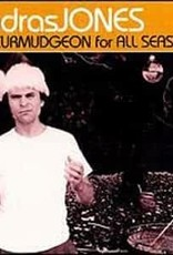 Used CD Andras Jones- A Curmudgeon For All Seasons