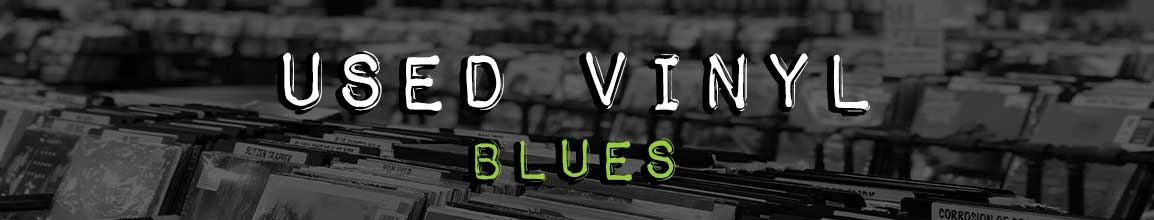 Used Blues Vinyl Records | Darkside Records Independent Record Store, Poughkeepsie NY