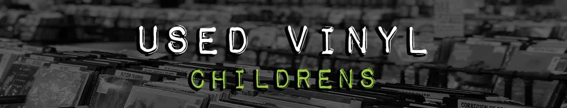 Used Children's Vinyl Records | Darkside Records Independent Record Store, Poughkeepsie NY
