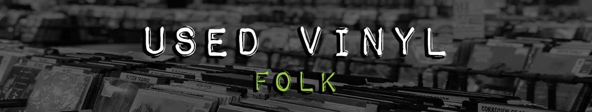 Used Folk Vinyl Records | Darkside Records Independent Record Store, Poughkeepsie NY