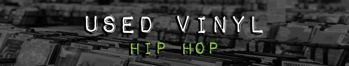 Used Hip Hop Vinyl Records | Darkside Records Independent Record Store, Poughkeepsie NY