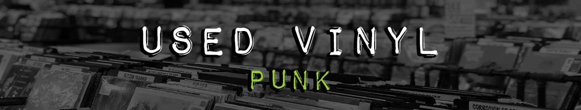 Used Punk Vinyl Records | Darkside Records Independent Record Store, Poughkeepsie NY