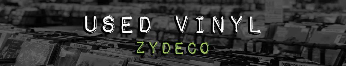 Used Zydeco Vinyl Records | Darkside Records Independent Record Store, Poughkeepsie NY