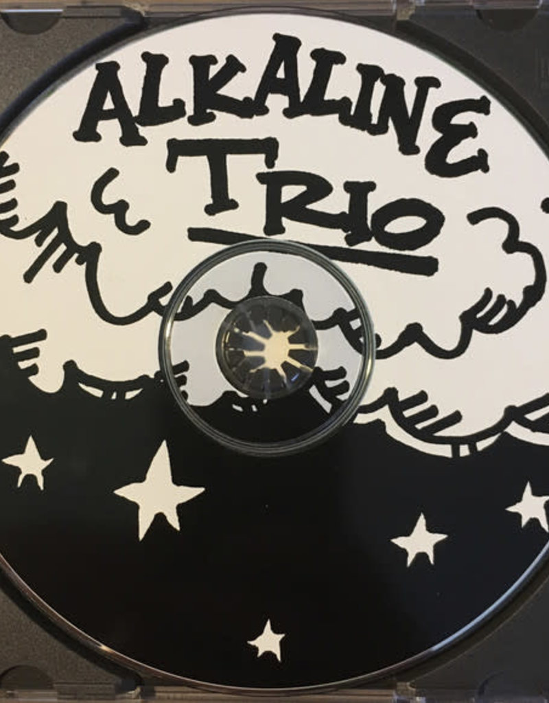 Used CD Alkaline Trio- For Your Lungs Only