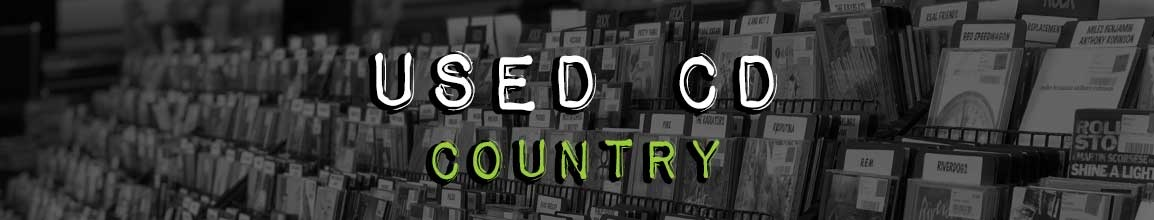 Used Country CD  | Darkside Records Independent Record Store, Poughkeepsie NY