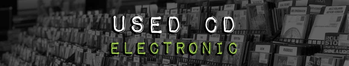 Used Electronic CD | Darkside Records, Independent Record Store Poughkeepsie NY