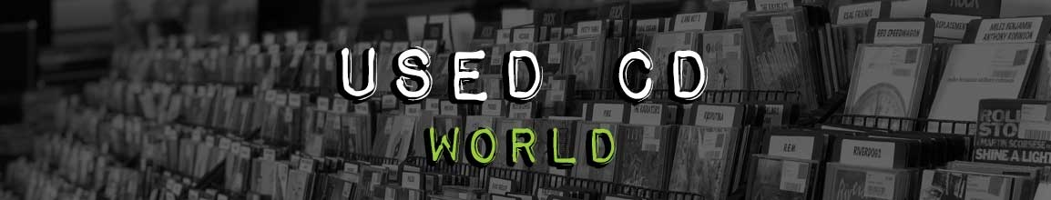 Used World CD | Darkside Records, Independent Record Store Poughkeepsie NY