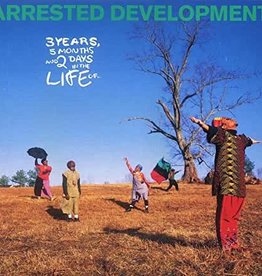 Used CD Arrested Development- 3 Years, 5 Months And 2 Days In The Life Of...