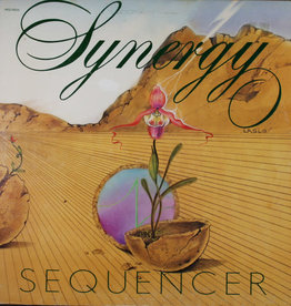 Used CD Synergy- Sequencer