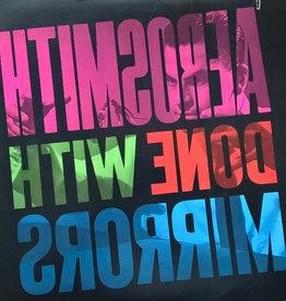 Used Vinyl Aerosmith- Done With Mirrors (Sealed)(1st Press)