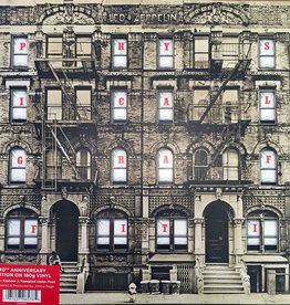 Used Vinyl Led Zeppelin- Physical Graffiti (180g)(Sealed)