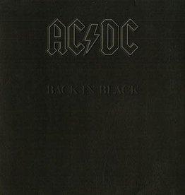 Used Vinyl AC/DC- Back In Black