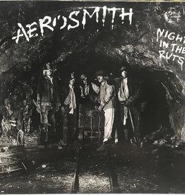 Used Vinyl Aerosmith- Night in the Ruts (Sealed)(2nd Press)