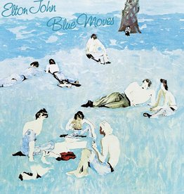 Used Vinyl Elton John- Blue Moves