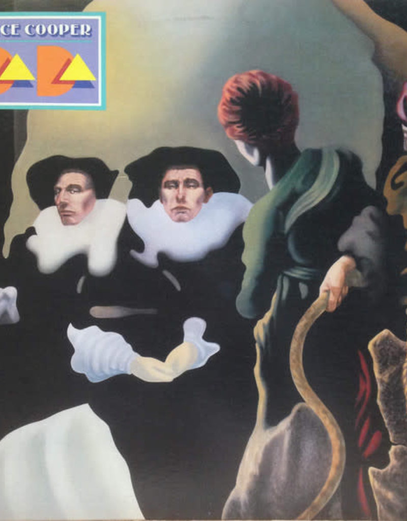 Used Vinyl Alice Cooper- DaDa