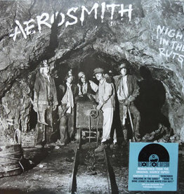 Used Vinyl Aerosmith- Night In The Ruts (RSD 2014 Numbered Release)