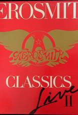 Used Vinyl Aerosmith- Classics Live II (Sealed)