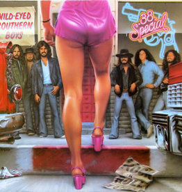 Used Vinyl 38 Special- Wild Eyed Southern Boys