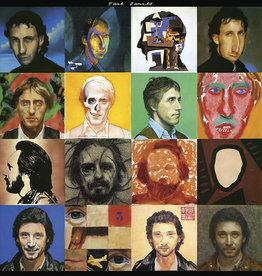 Used Vinyl The Who- Face Dances