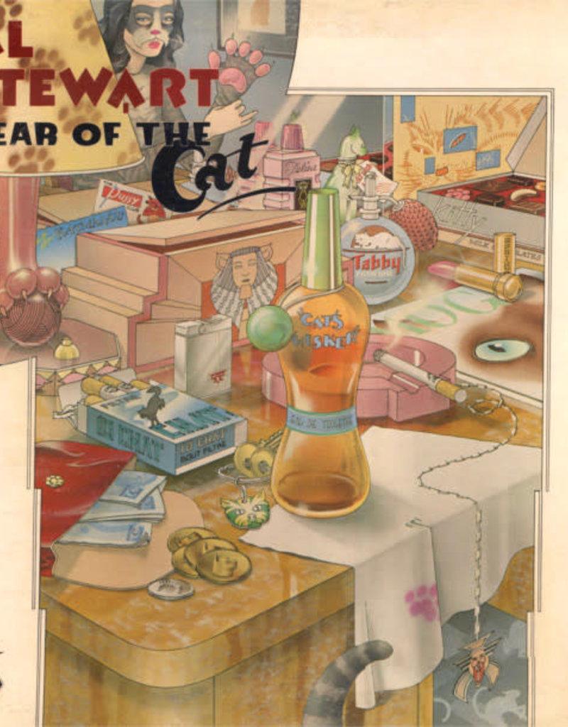 Used Vinyl Al Stewart- Year of the Cat