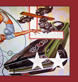 Used Vinyl The Cars- Heartbeat City