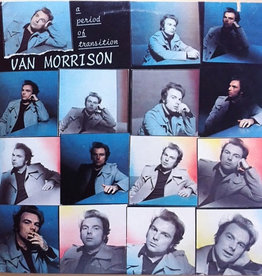 Used Vinyl Van Morrison- A Period of Transition