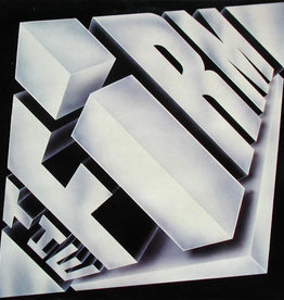 Used Vinyl The Firm- The Firm (Sealed)
