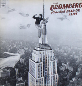 Used Vinyl David Bromberg- Wanted Dead Or Alive