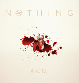 Used Vinyl Nothing- A.C.D. (RSD16)(White)