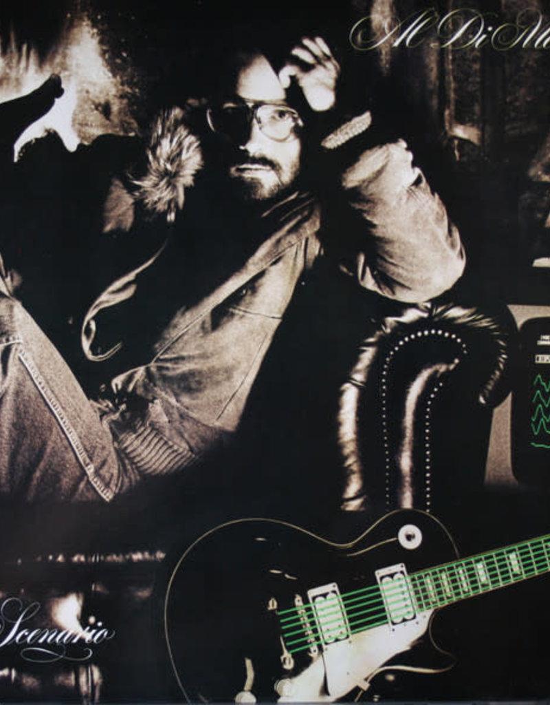 Used Vinyl Al Di Meola- Scenario