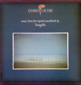 Used Vinyl Chariots Of Fire Soundtrack