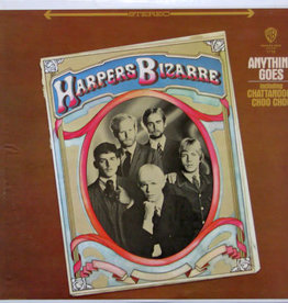 Used Vinyl Harpers Bizarre- Anything Goes