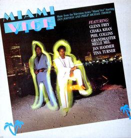 Used Vinyl Miami Vice Soundtrack