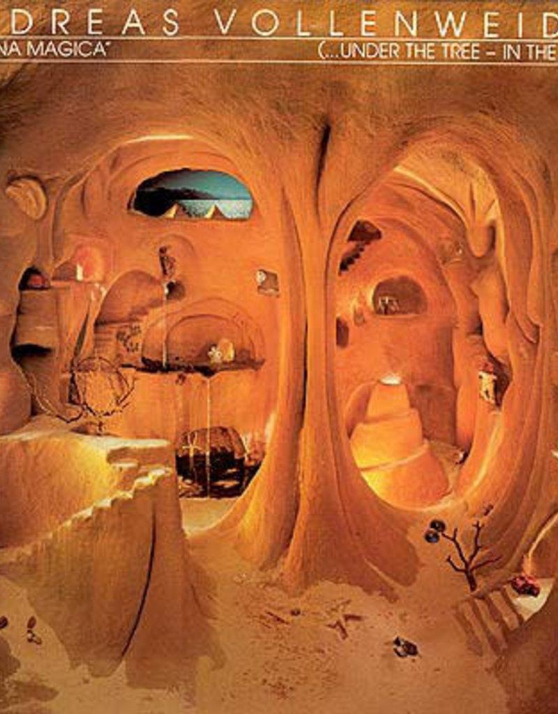 Used Vinyl Andreas Vollenweider- Caverna Magica