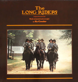 Used Vinyl Ry- Cooder- Long Riders Soundtrack