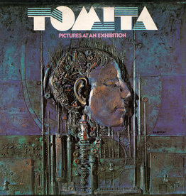 Used Vinyl Tomita- Pictures At An Exhibition