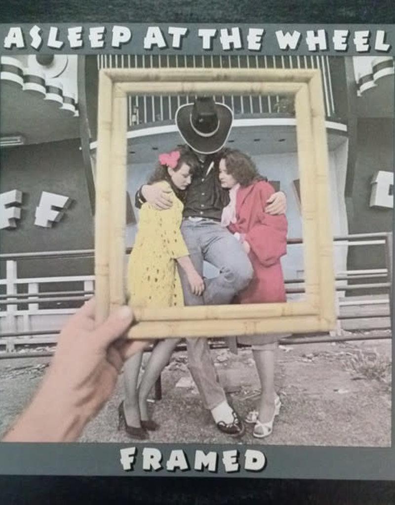 Used Vinyl Asleep At The Wheel- Framed