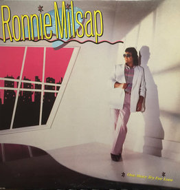 Used Vinyl Ronnie Milsap- One More Try For Love