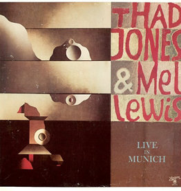 Used Vinyl Thad Jones & Mel Lewis- Live In Munich