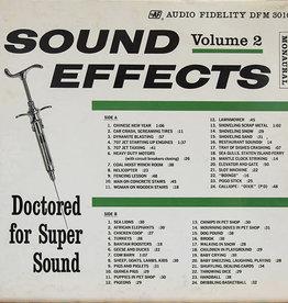 Used Vinyl Sound Effects Vol. 2