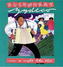 Used Vinyl Buckwheat Zydeco- On A Night Like This