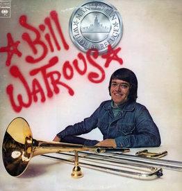 Used Vinyl Bill Watrous- Manhattan Wildlife Refuge