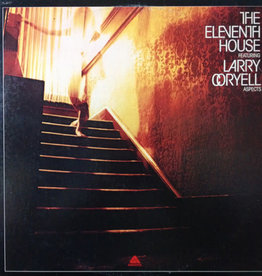 Used Vinyl Eleventh House Feat. Larry Coryell-Aspects